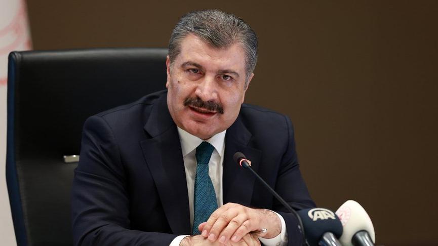 Sağlık Bakanı Koca 'Türkiye'nin her yerinde aklımızda olsun' diyerek uyardı: Çok dikkatli olalım