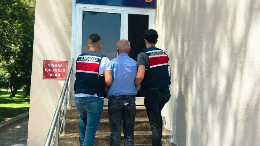 PKK'ya finans desteği sağlayan şüpheli tutuklandı