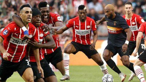 MAÇ SONUCU | PSV Eindhoven 5-1 Galatasaray | Şampiyonlar Ligi 2. Ön Eleme