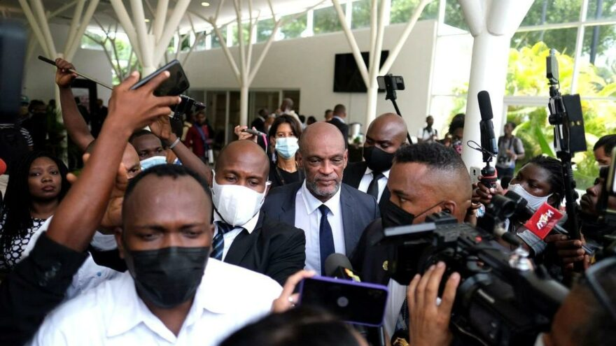 Haiti'de yeni Başbakan resmen Ariel Henry