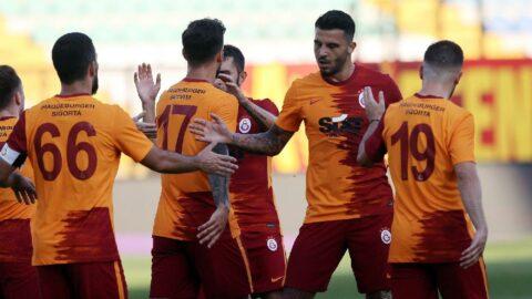 Galatasaray sezonu PSV maçıyla açıyor! Aslansın yaparsın