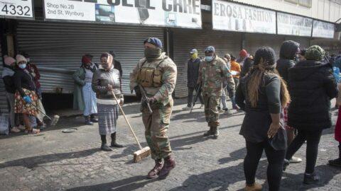 Güney Afrika'daki protestolarda can kaybı artıyor
