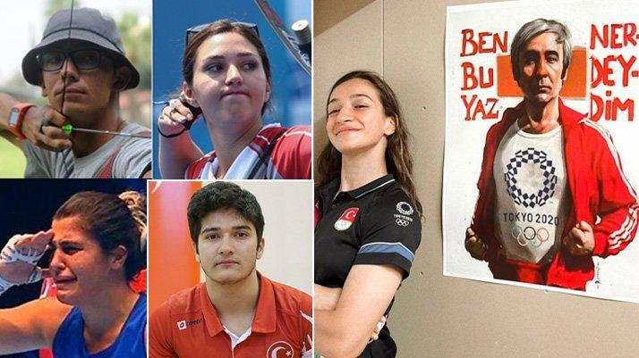 Vurun hedefe… Türkiye'nin Tokyo'da madalya beklediği branşlar