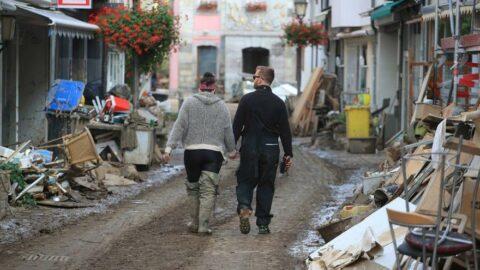 Avrupa'da sel felaketleri daha çok artacak