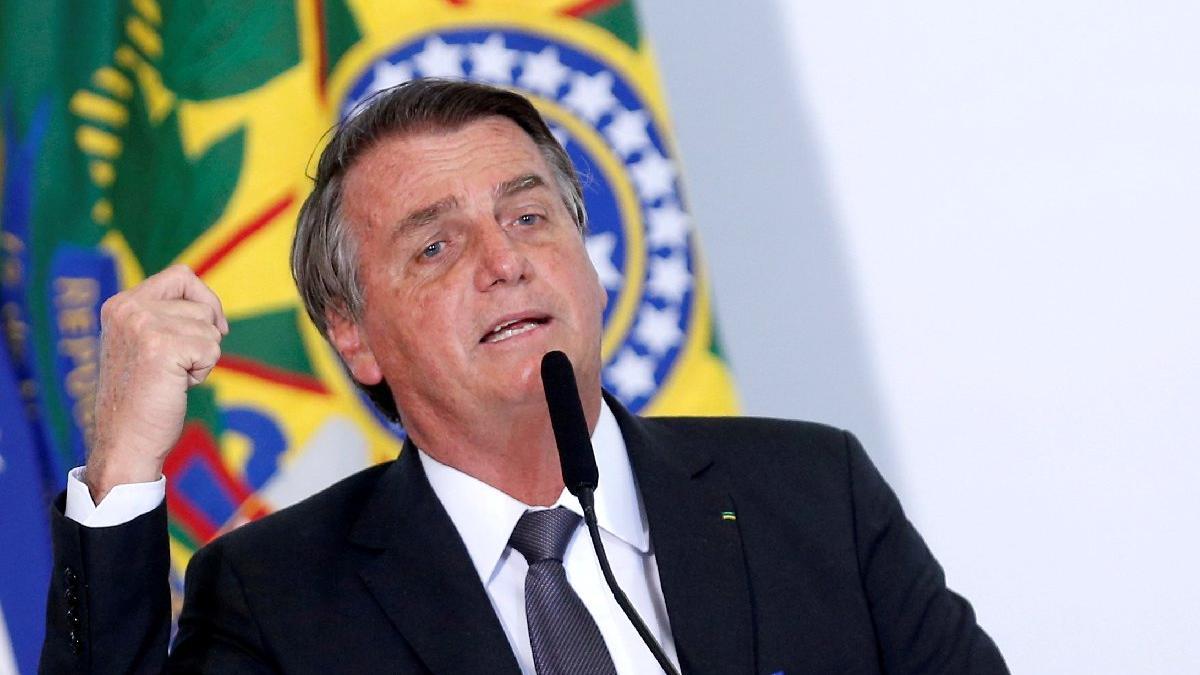 Bolsonaro'ya bir şok da Youtube'tan