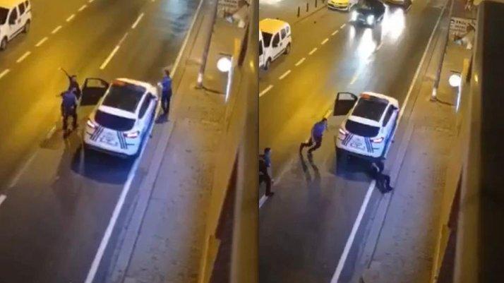 İstanbul'da kan donduran anlar: Annesini bıçakladı, ardından polislere saldırdı