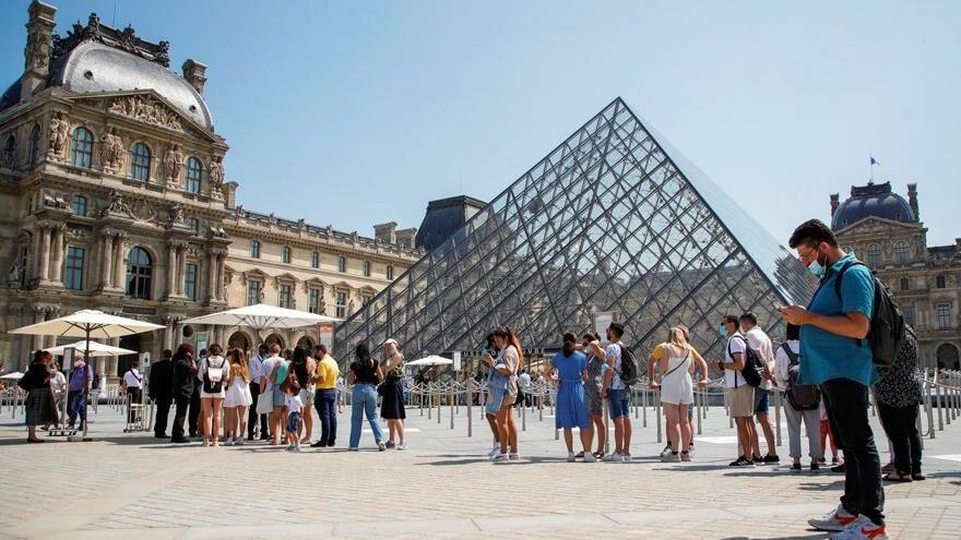 Fransa: Delta varyantı baskın virüs oldu