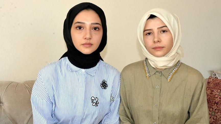 Kız kardeşlere otobüste sözlü tacizde 1 kişi tutuklandı