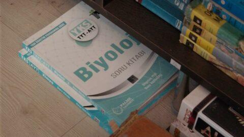 Sınav kitapları satmak sahaflığın ruhunu öldürüyor
