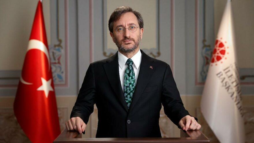 Fahrettin Altun: Beşinci kol faaliyetlerine müsaade etmeyiz