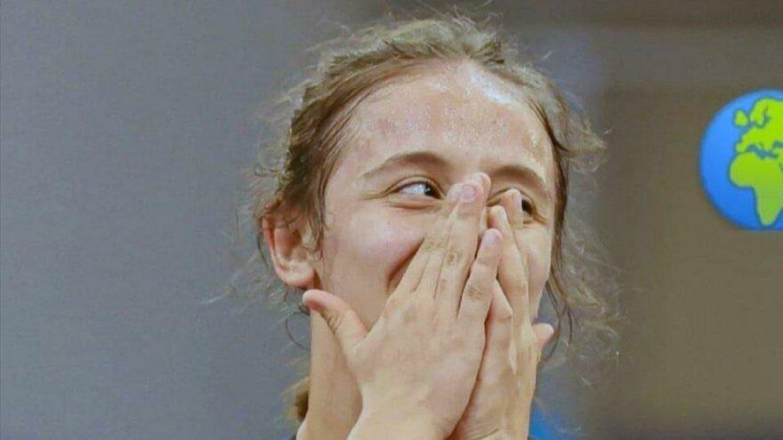 Selvi İlyasoğlu dünya şampiyonu