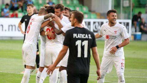 Sivasspor Petrocub'u deplasmanda yendi avantajı kaptı | Avrupa Konferans Ligi