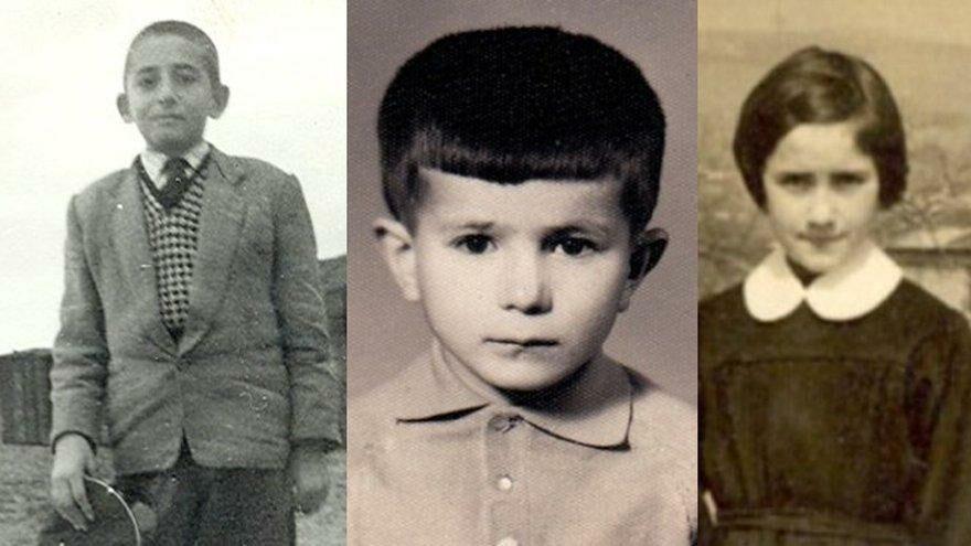 Üç lider 7 sanatçıdan bayram anıları