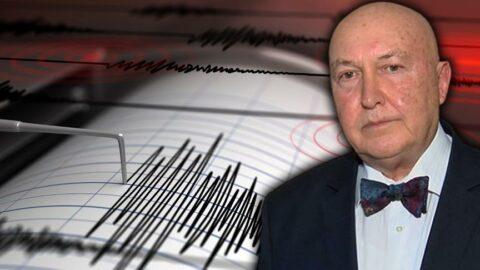 Prof. Dr. Ercan'dan çok çarpıcı uyarı: Burada 6.8, 6.9'luk bir deprem olacak
