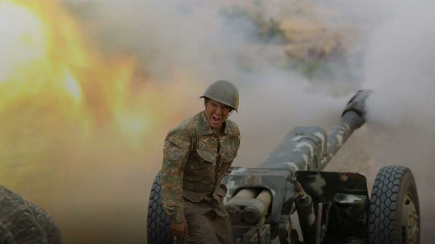 Ermenistan-Azerbaycan sınırında tehlikeli gerginlik