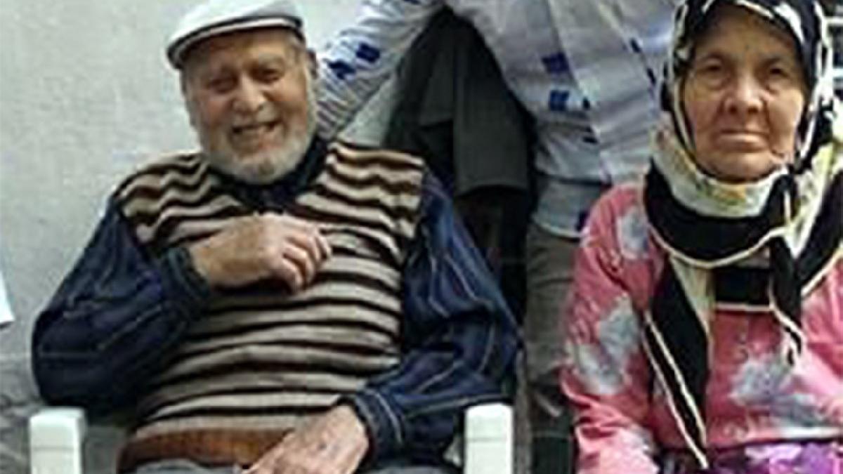 65 yıllık evliydiler! Hayırsever çift aynı anda yaşamını yitirdi