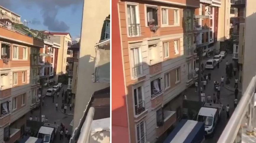 İstanbul'da silahlı çatışma: Yaralılar ve gözaltılar var