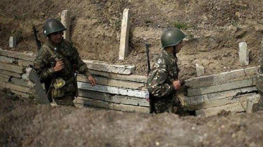 Ermenistan-Azerbaycan sınırında çatışma çıktı