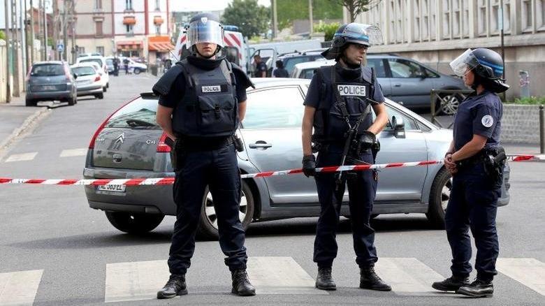 Tehdit videosu ortaya çıktı! Fransa'da terör alarmı verildi
