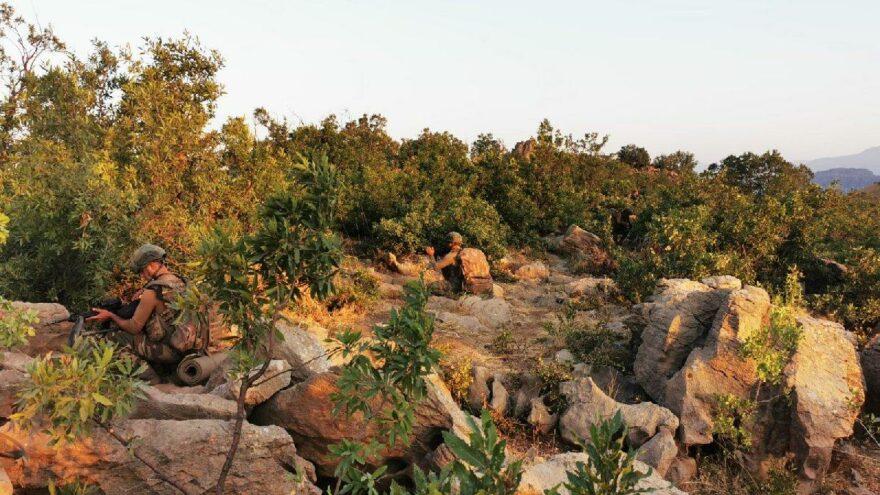 Mehmetçik, Pençe-Yıldırım bölgesinde operasyonlarına devam ediyor