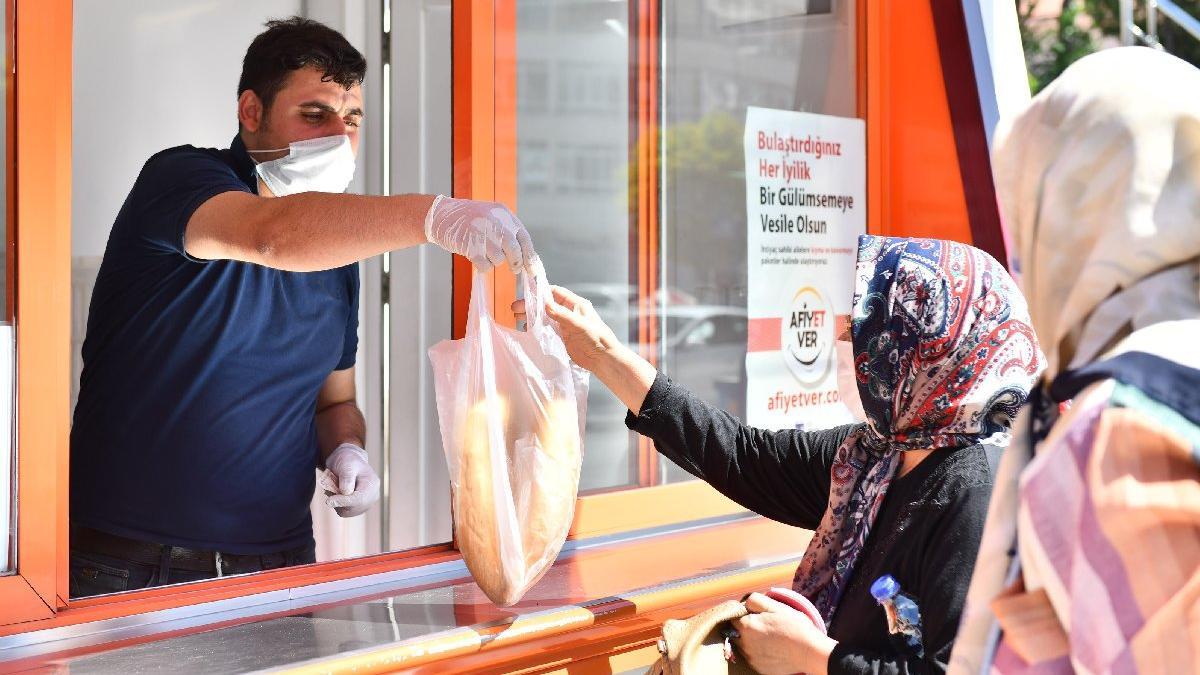 Ankara Halk Ekmek hizmet ağını genişletiyor