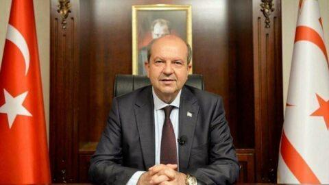 KKTC Cumhurbaşkanı Tatar'dan AB'ye sert tepki