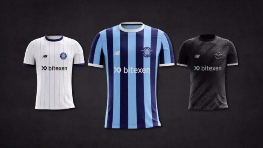 Adana Demirspor'un yeni sezon formaları!