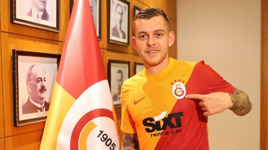 Galatasaray Alexandru Cicaldau'yu resmen duyurdu