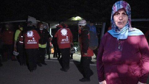 Uludağ'da kaybolan kadın her yerde aranıyor