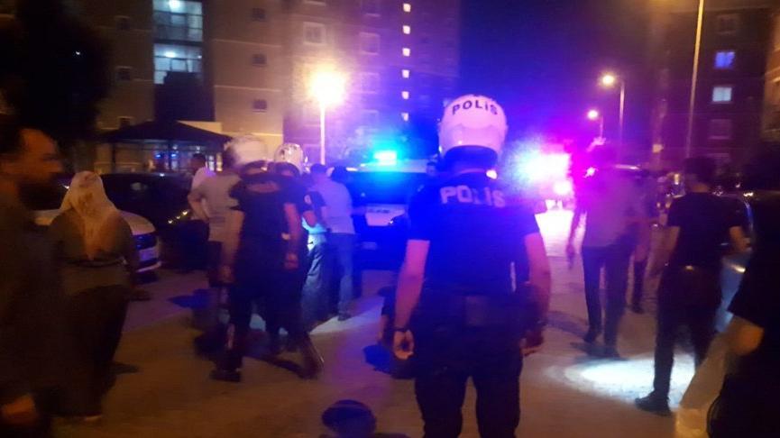 Adana'da iki grup arasında silahlı ve bıçaklı kavga: 4 yaralı
