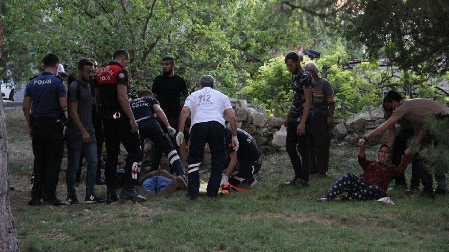 Komşu kavgası feci bitti: 1 ölü, 6 yaralı