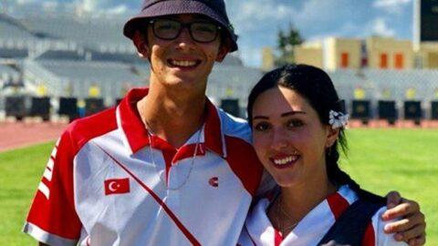 Mete Gazoz ve Yasemin Ecem Anagöz'den Olimpiyat dördüncülüğü