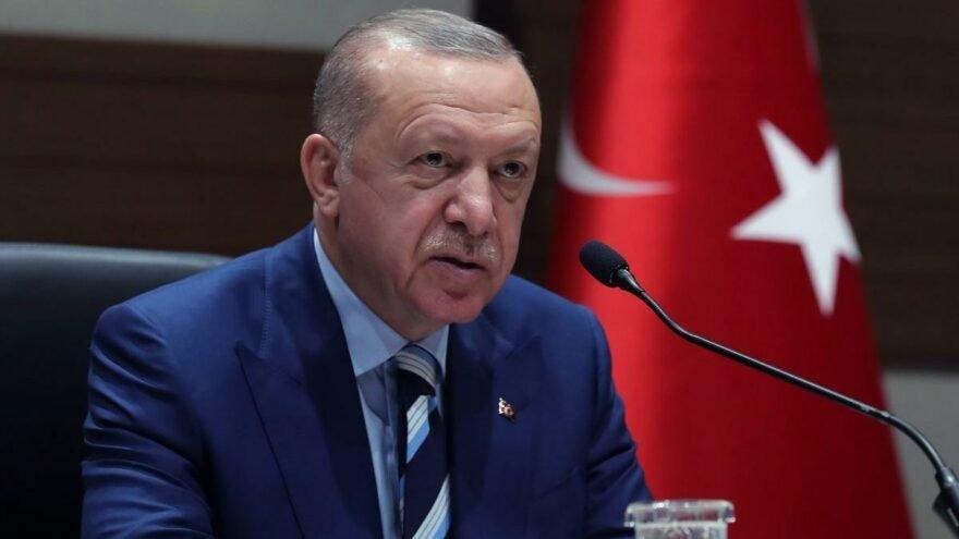 Cumhurbaşkanı Erdoğan'dan Lozan açıklaması