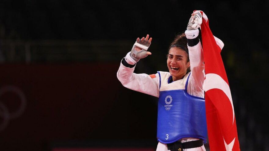 2020 Tokyo Olimpiyat Oyunları'nda Hatice Kübra İlgün ve Hakan Reçber'den madalyalar geldi