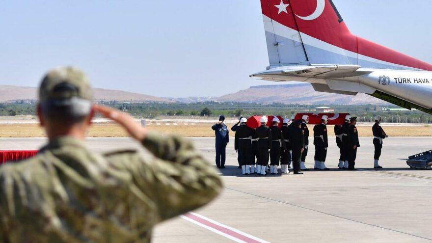 Suriye'den acı haber: 2 askerimiz şehit, 2 yaralı
