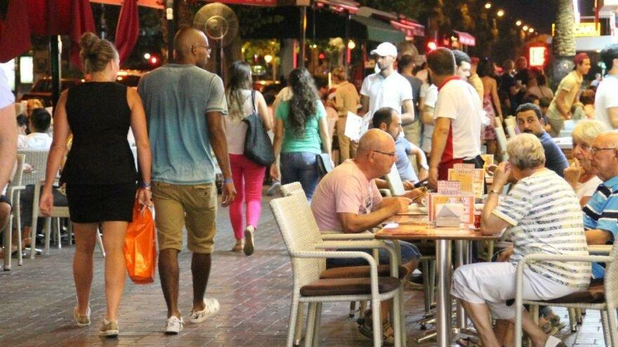 Antalya'da vaka sayıları hızlar artıyor