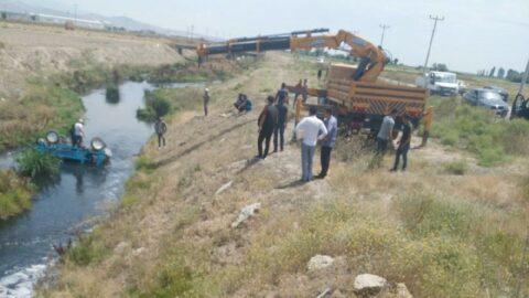 'Patpat' devrildi: 1 ölü, 1 yaralı
