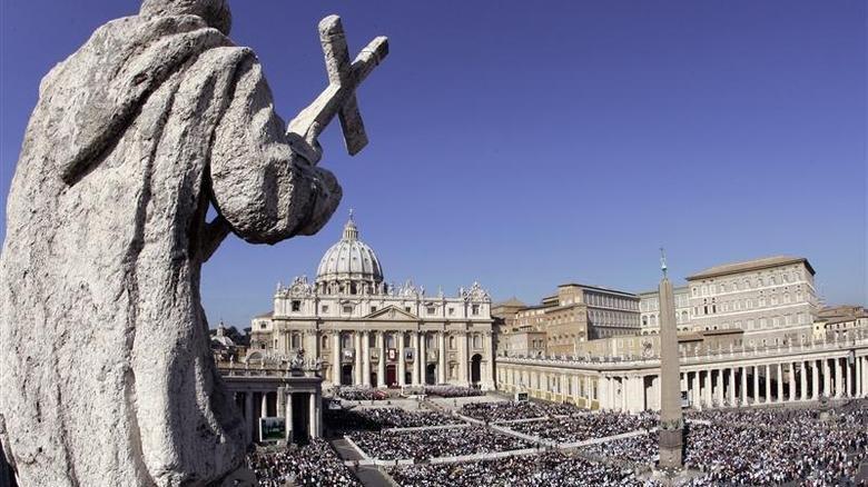 İlk kez açıklandı! İşte Vatikan'ın mal varlığı…