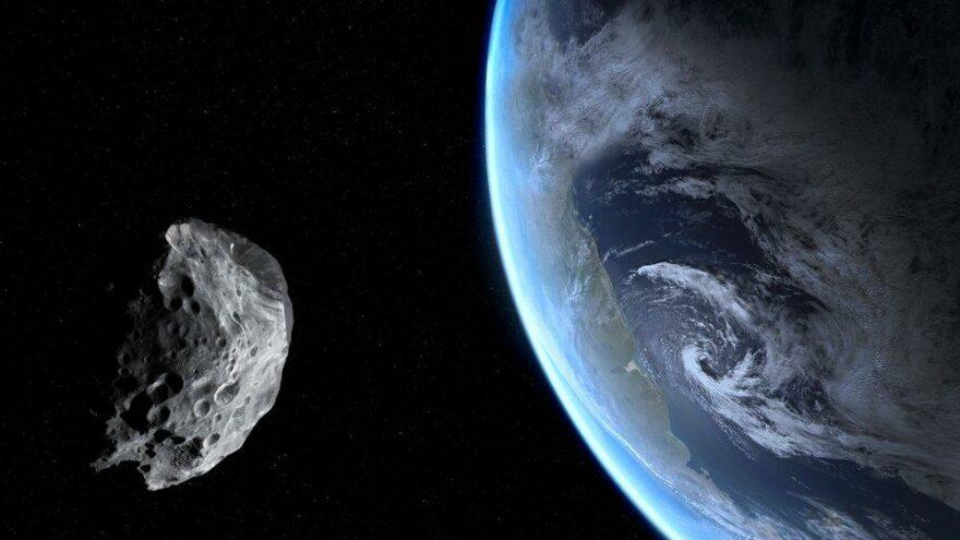 Dünya'nın yanından Gize Piramitleri büyüklüğünde asteroit geçecek