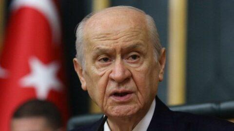 Devlet Bahçeli'den 'Kıbrıs' açıklaması