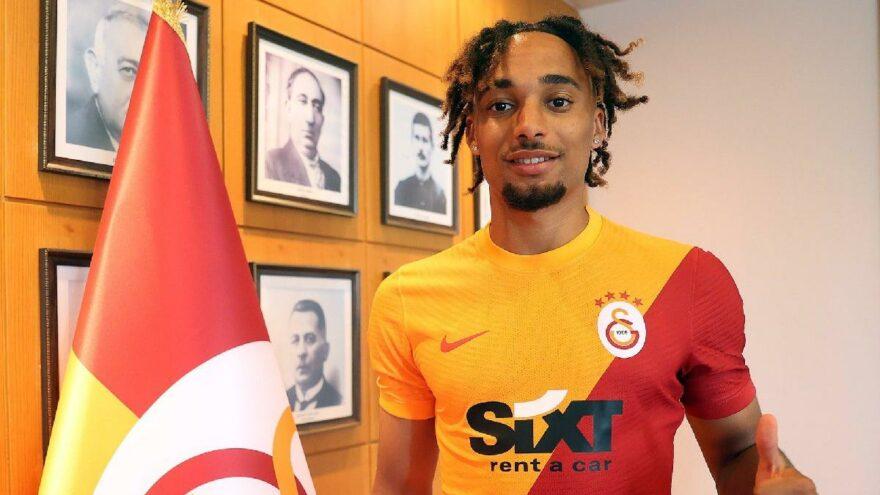 Sacha Boey 4 yıllığına Galatasaray'da