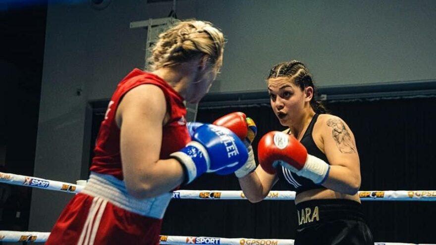 Rakibinin testi pozitif çıkan boksör Dilara, geçici olarak Avrupa Şampiyonluk kemerini aldı