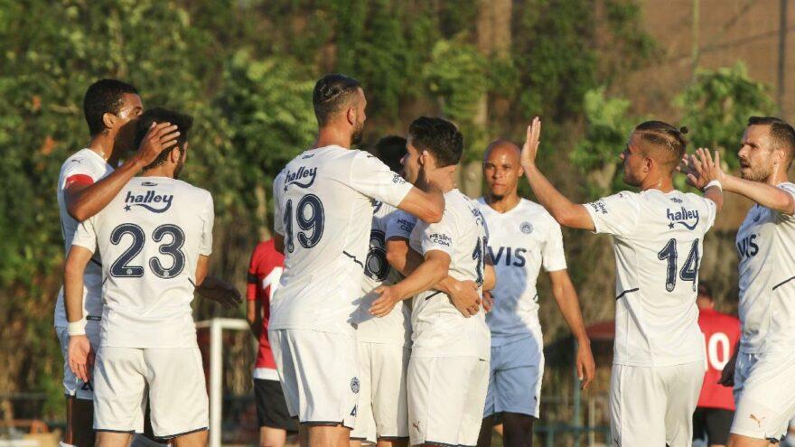 Fenerbahçe Gençlerbirliği'ni farklı geçti