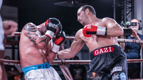 Fırat Arslan, WBA Dünya Kıtalararası şampiyonu