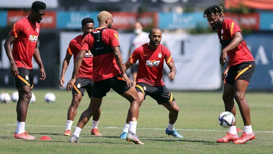 Galatasaray'da PSV hazırlıkları sürüyor