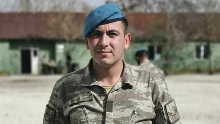 Kuzey Irak'tan acı haber: Uzman Çavuş Halil Çelebi şehit oldu