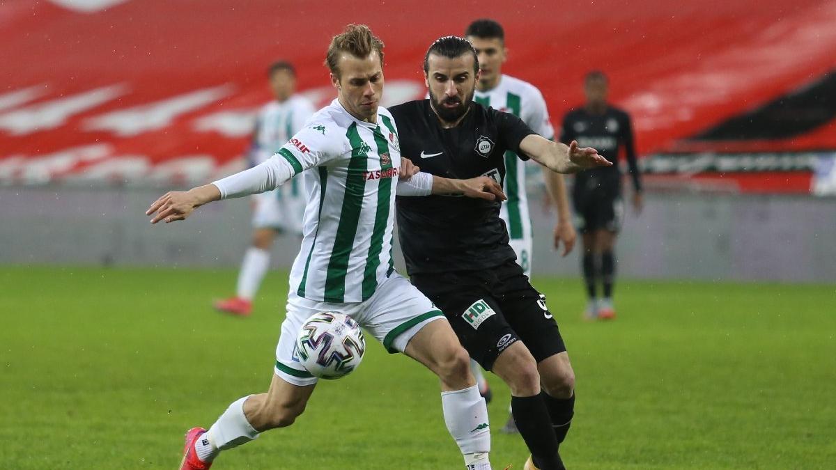İsmail Çokçalış 2024'e kadar Bursaspor'da