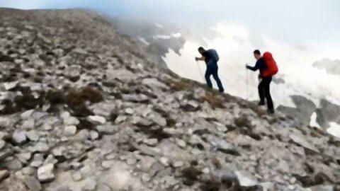 3 dağcının cansız bedenine 6 ay sonra ulaşıldı