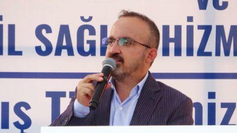 AKP'li Bülent Turan: Dünyada Çin'den sonra ekonomisi büyüyen ikinci ülke Türkiye