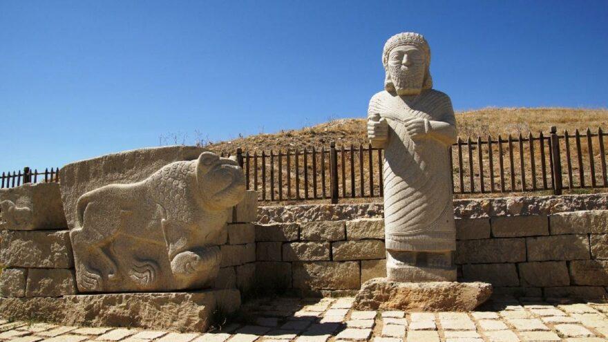 Arslantepe Höyüğü UNESCO'da